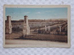 PONTAVERT - Le Cimetière Militaire Et L'Ossuaire - Chemins Des Dames - CPA - CP - Carte Postale - Autres Communes