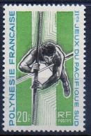 Polinesia Francese French Polynesia 1966 -  Salto Con L'asta Pole Vault MNH ** - Polinesia Francese