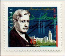 PIA - CANADA - 1996 : 115° Anniversario Della Nascita Del Professore Universitario Edouard Montpetit - (Yv 1486) - Nuovi