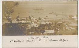 Real Photo Thursday Island  Wharf And Company Burns, Philip - Otros