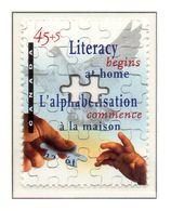PIA - CANADA - 1996 : A Favore Dell' Alfabetizzazione In Un Ambiente Familiare - (Yv 1487) - Nuovi
