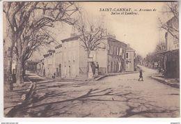 Au Plus Rapide Saint Cannat Avenues De Salon Et Lambesc - France