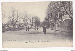 Au Plus Rapide Gardanne Avenue De La Gare Circulé - France