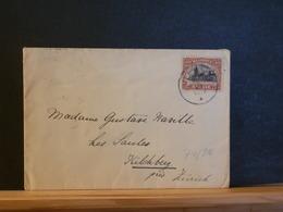 74/914  LETTRE POUR LA SUISSE   1919 - Belgique