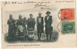 Indios Caribe De La Region Del Orinoco  Edit Rosswaag  . PUsed - Venezuela