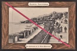 76 SAINTE-ADRESSE -- Carte à Systéme 6 Vues (complétes) _ Album Souvenir Ste-Adresse Et Le Nice-Havrais_ (env. Le Havre) - Sainte Adresse