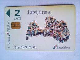 2 Lati - Latvia