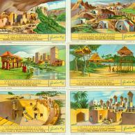 LIEBIG : S_1348 : 'Habitations Singulières - Group Games, Parlour Games