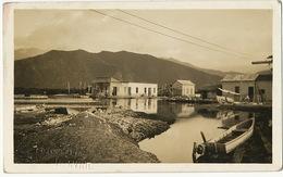 Real Photo Puerto Cabello 1929 To Budapest - Venezuela