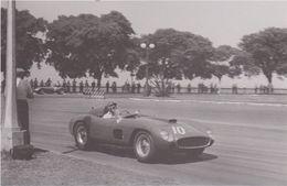 FERRARI 290 MM 1000 Km De Buenos Aires 1957 1er - Le Mans