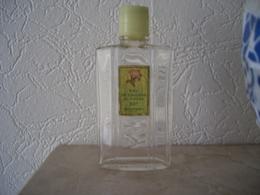 Flacon Houbigant Eau De Cologne Au Chypre 90° - Bottles (empty)