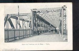 Venlo - Spoor- En Voetbrug - 1900 - Venlo