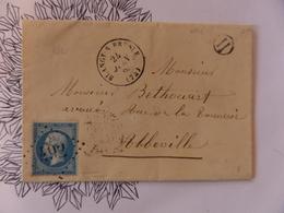 15.02.18_LSC De Blangy-sur-Bresle (74) BOITE H ND. - Postmark Collection (Covers)