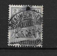 LOTE 1637 /// ALEMANIA IMPERIO   YVERT Nº: 66  CON FECHADOR DE Braunschweiger - Alemania