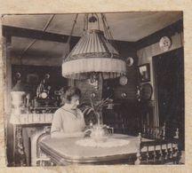 Six 6 Photo Stéréoscopique +1/2 -vers 1900  Interieur Bourgeois Femme Meuble Cheminee - Photos Stéréoscopiques
