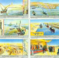 LIEBIG : S_1561 : 'Canal De Suez (le) - Group Games, Parlour Games