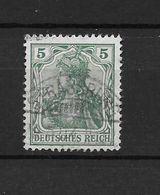 LOTE 1637 /// ALEMANIA IMPERIO   YVERT Nº: 67  CON FECHADOR DE STRASSBURG - Alemania