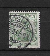 LOTE 1637 /// ALEMANIA IMPERIO   YVERT Nº: 67  CON FECHADOR DE GOSLAR - Alemania
