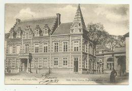 Enghien   *  Hotel De Ville - Edingen