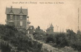 BELGIQUE - HAINAUT - MONT DE L'ENCLUS - ORROIR - Chalet Des Roses Et Du Moulin. - Kluisbergen