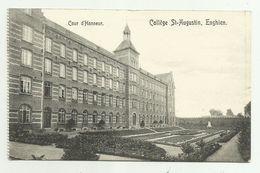 Enghien   *  Collège St-Augustin - Cour D'Honneur - Edingen