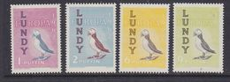 Europa Cept 1962 Lundy 4v British Locals ** Mnh (37621) Promotion - 1962