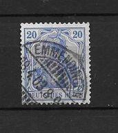 LOTE 1638 /// ALEMANIA IMPERIO   YVERT Nº: 70  CON FECHADOR DE EMMENDINGEN - Alemania