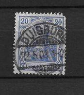 LOTE 1638 /// ALEMANIA IMPERIO   YVERT Nº: 70  CON FECHADOR DE DUISBURG - Alemania