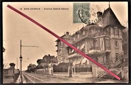 76 SAINTE-ADRESSE -- Avenue Désiré-Dehors _ Villas _ 30Juillet 1924 _ Nice-Havrais _ Artista- Le Havre - Sainte Adresse