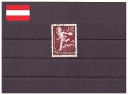 Autriche 1952 - Oblitéré - Journée Du Timbre - Michel Nr. 972 Série Complète (aut892) - 1945-60 Used