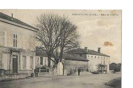 CPA / 54 Meurthe Et Moselle / MARAINVILLER / Route De Lunéville / 1923 - France