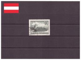 Autriche 1954 - Oblitéré - Journée Du Timbre - Michel Nr. 1010 Série Complète (aut910) - 1945-60 Used