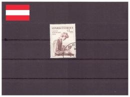 Autriche 1955 - Oblitéré - Journée Du Timbre - Michel Nr. 1023 Série Complète (aut918) - 1945-60 Used