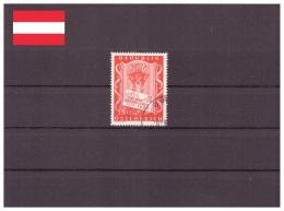 Autriche 1956 - Oblitéré - Journée Du Timbre - Michel Nr. 1029 Série Complète (aut924) - 1945-60 Used