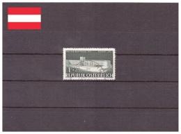 Autriche 1957 - Oblitéré - Journée Du Timbre - Michel Nr. 1039 Série Complète (aut933) - 1945-60 Used