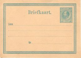 Briefkaart G10 Ongebruikt - Postal Stationery