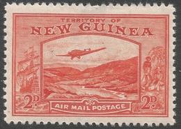 New Guinea. 1932 Air. Bulolo Goldfields. 2d MH. SG 215 - Papua New Guinea