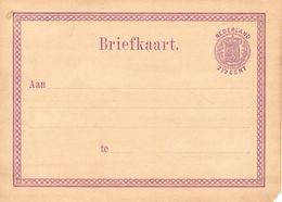 Briefkaart G12 Ongebruikt - Postal Stationery