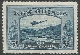 New Guinea. 1932 Air. Bulolo Goldfields. 3d MH. SG 216 - Papua New Guinea