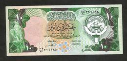 KUWAIT - CENTRAL BANK Of KUWAIT - 10 DINARS (1980 - 1991) - Kuwait