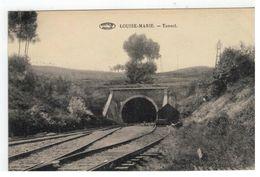 LOUISE-MARIE.  -  Tunnel - Maarkedal