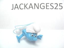 DELHAIZE SCHTROUMPFS   SMURFEN SMURF  N° 28 SCHTROUMPF BREAKDANCE - Smurfs