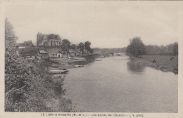 Le Lion D'Angers 49 - Rivière L'Oudon - France