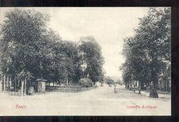 Hoorn - Gedempte Turfhaven - 1910 - Hoorn