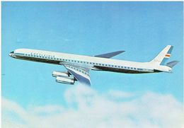 Loftleidir Icelandic - Douglas DC-8-63 (Airline Issue) - 1946-....: Moderne
