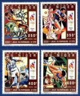 NIGER, 1996, ATLANTA, OLYMPIC GAMES, YV#882-85, MNH - Ete 1996: Atlanta