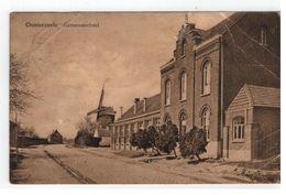 Oosterzeele  Gemeenteschool (met Windmolen) - Oosterzele