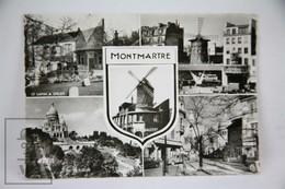 France Postcard - Montmartre, Paris - Edition ALFA 1965 - Francia