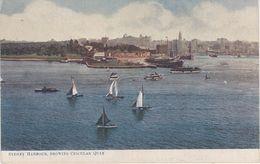 AK Sydney City Harbour Hafen Port Showing Circular Quai New South Wales NSW Australia Australien Australie - Sydney
