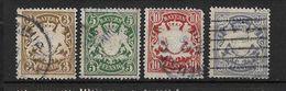 LOTE 1638 /// ALEMANIA BAYERN  YVERT Nº: 60+62+63+64 - Bavaria